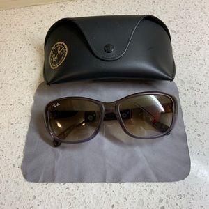 Ray Ban Wayfarers Women's Sunglasses Case Cloth